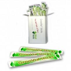 GrooVia®-Sticks, 50 Stück