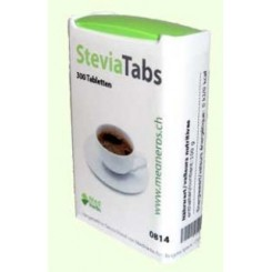 Stevia-Tabs im Spender